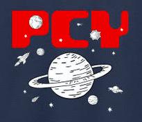 Navy PCY Planet Hoodie